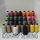 #69 NYLON SEWING THREAD BONDED TEX70 LEATHER CANVAS UPHOLSTERY