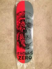 Zero Jamie Thomas Deck 8.38 X 32.2 Comes With Mob Grip Almost Skateboards