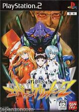 Used PS2 Neon Genesis Evangelion 2 SONY PLAYSTATION JAPAN IMPORT