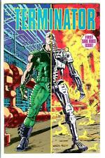 THE TERMINATOR #1, 8/90, rare US Dark Horse sci-fi hero comic book, NM-, 9.2