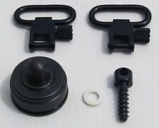 Remington 870 20 Gauge Sling Mount Set - Magazine Cap Swivel Adapter 20G S-8015
