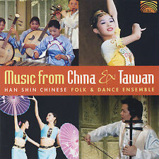 Han Shin Chinese Folk Dance...-Music From China And Taiwan CD NEW