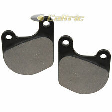 BRAKE PADS FITS HARLEY DAVIDSON FXE FXS 1200 1978 LOW RIDER 1979 1980 FRONT PADS
