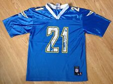 NFL SAN DIEGO CHARGERS #21 LADAINIAN TOMLINSON REEBOK JERSEY SHIRT YOUTH L