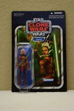 Star Wars The Vintage Collection TVC Ahsoka Tano CW VC102 Case Fresh UNPUNCHED