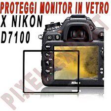 PROTEZIONE DISPLAY X FOTOCAMERA NIKON D7100 COPRI MONITOR PROTEGGI SCHERMO D7000