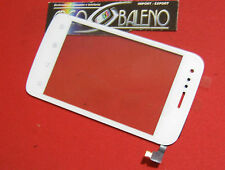 VETRO+TOUCH SCREEN per NGM ORION DISPLAY VETRINO COVER RICAMBIO LCD BIANCO