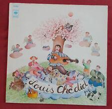 LOUIS CHEDID  LP ORIG FR  VER DE TERRE