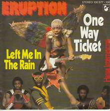 Eruption - One Way Ticket/Let Me In The Rain (Vinyl-Single 1979) !!!