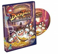 Duck Tales The Movie Treasure Of The Lost Lamp Bob Hathcock NEW SEALED UK R2 DVD