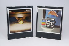 Vintage Polaroid 3 picture frames for 600 and SX-70 pictures Bilderrahmen