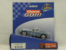 Carrera 61416 GO slot Car JAGUAR XKR