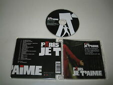 PARIS JE T'AIME/SOUNDTRACK/MARIE SABBAH(POLYDOR/984 071-0)CD ALBUM