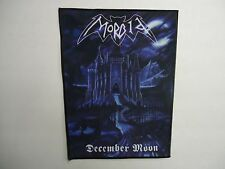 MORBID DECEMBER MOON SUBLIMATED BACK PATCH