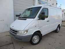 Mercedes-Benz: Sprinter 2500 118''WB