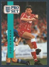 PRO SET 1990/91- #257-BRISTOL CITY-ROB NEWMAN