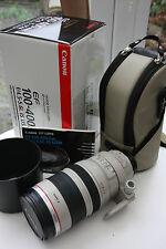 NEW Canon EF 100-400mm F/4.5-5.6 L IS USM Lens