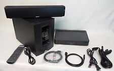 Bose CineMate 120 Audio Home Theater System / Used / Good #d543q