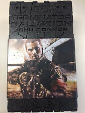 Hot Toys MMS 95 Terminator Salvation John Connor Christian Bale 12 in Figure USE