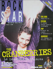 ROCKSTAR 5 1996 Cranberries Lush Eitzel Clapton Cure Chantal Menard Kevin Spacey