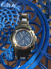 CASIO AWG-100C-1AER TOUGH SOLAR G-SHOCK watch Composite Bracelet Model RARE