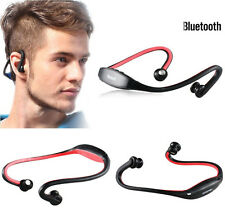 Wireless Bluetooth SPORT Stereo Headphone Headset Earphone For Cellphones/iPad