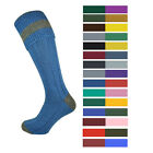 Fine Scottish Wool Breek Socks BRAND NEW MORE COLOURS Hunting Shooting