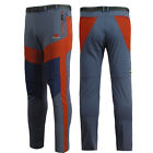 2014 mens sports Outdoor Hiking clothing Trousers CAMPING Trekking slim pants