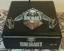 Boneshaker Cigar box Key Holder Key Chain Guitar Jack Amp keychain bone shaker