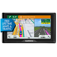 "Garmin Drive 60LMT 6"" Touch Screen GPS W / FREE Lifetime Maps & Traffic Updates"