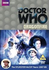 Doctor Who - Dragonfire  (Special Edition) MINT CONDITION - Dispatch in 24 hrs!!