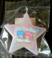 Little Twin Stars Stickers Decals Gift Favor Container Keychain Sanrio Angels NW