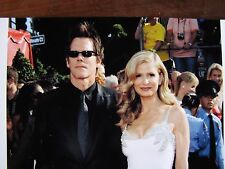 Kevin Bacon and Kyra Sedgwick 8 X 10 Color Photograph