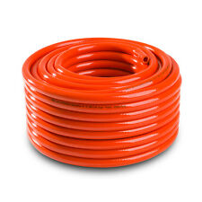 15m High Pressure 9mm Propane Butane LPG Gas Hose Pipe for BBQ Camping Caravan