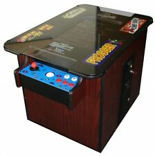 "NEW DELUXE 24"" Cocktail Table Arcade 60 games w/Trackballs Upgrade to 546 games!"