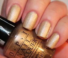 NEW! OPI Nail Polish Lacquer LOVE.ANGEL.MUSIC.BABY ~Gwen Stefani Collection Gold