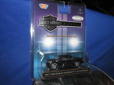 HARLEY-DAVIDSON F-250 FORD PICKUP TRUCK SUPERCREW  1:64 purple w/ silver stripes