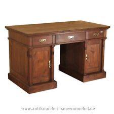 Schreibtisch,Arbeitstisch,Computertisch,Tisch,Weichholz,Landhausstil,Gründerzeit