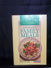 Appetising Family Meals - Creative Vegetarian Cooking - Murdoch Books(Book)