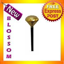 AS11 Gold Diamond Top Costume Big Daddy Pimp Dance 90cm Cane Stick