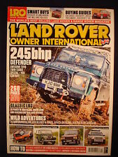 Land Rover Owner LRO # April 2011 - S1 Tickford - Northumberland lanes