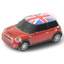 CHIAVETTA USB MINI COOPER S 8GB ROSSA FLASH DRIVE PENDRIVE OFFICIAL IDEA REGALO
