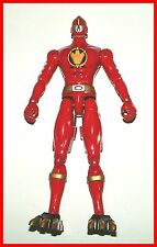 "Power Rangers Dinothunder 12"" Red Ranger / Megazord Doll _ ** Must See **"