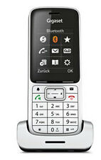 Siemens Gigaset sl450/SL 450 sl450h parte mobile + guscio di carica come nuovo!!!