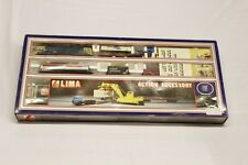 Lima Action Accessory Set Transporter Diesel Locomotive RARE SET Container Crane