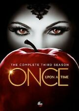 Once Upon a Time ~ Complete 3rd Third Season 3 Three ~ BRAND NEW 5-DISC DVD SET