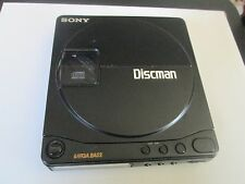 Sony Discman D-9 Portable CD Player NOT TESTED / AS IS