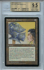 MTG Alliances Helm of Obedience BGS 9.5 Gem Mint card WOTC Magic 5026
