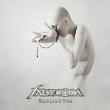 FALSE CODA-Secrets and Sins CD Dream Theater,Fates Warning,Nevermore,Loomis,Prog