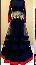 Pakistani / indian Designer Salwar Kameez Anarkali  stitch Suit